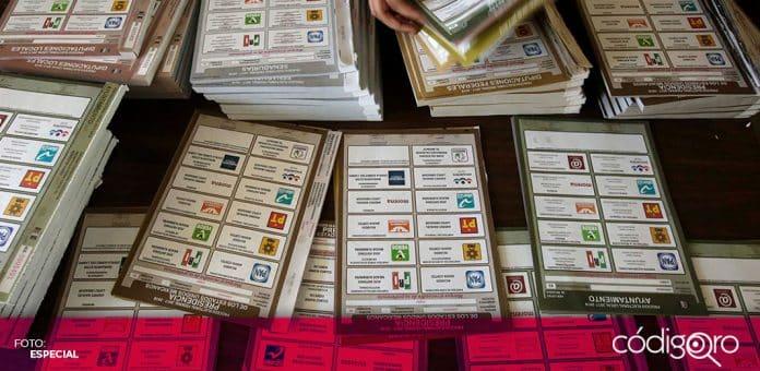 El INE dio a conocer las candidaturas a diputaciones federales por el estado de Querétaro. Foto: Especial