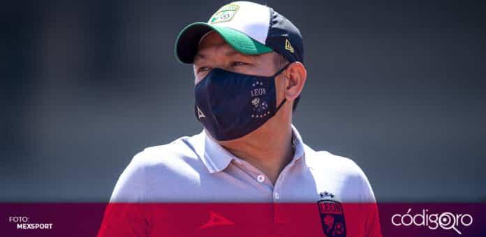 No hubo acuerdo para renovar el contrato de Ignacio Ambriz como entrenador del Club León. Foto: Mexsport