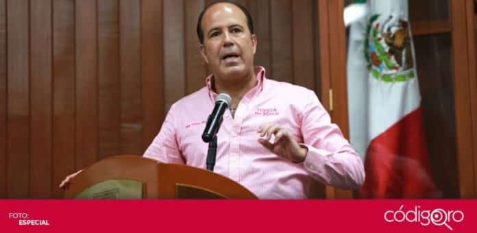 PES y RSP impugnaron la candidatura de Juan Carlos Martínez a la gubernatura de Querétaro, Foto: Especial