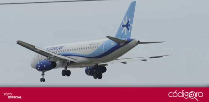 La aerolínea mexicana Interjet acumula deudas por más de mil 250 millones de dólares. Foto: Especial