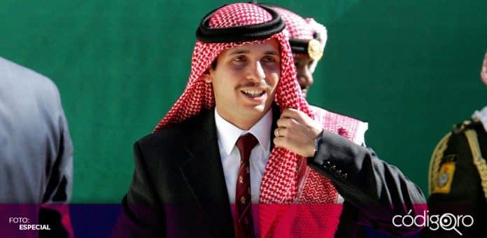 El hermanastro del rey Abdalá II de Jordania fue acusado de conspirar para desestabilizar al reino. Foto: Especial