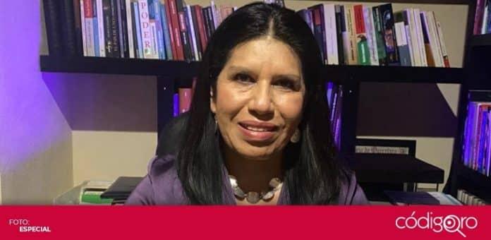 María de Jesús Ibarra Silva es la candidata del PES a la gubernatura del estado de Querétaro. Foto: Especial