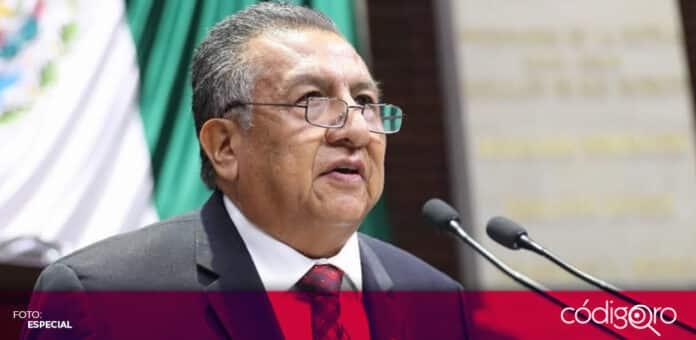 El diputado federal Saúl Huerta enfrenta acusaciones por presunto abuso sexual de menores de edad. Foto: Especial