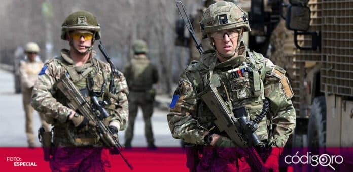 A partir del 1 de mayo, la OTAN comenzará la retirada de todas sus tropas de Afganistán. Foto: Especial