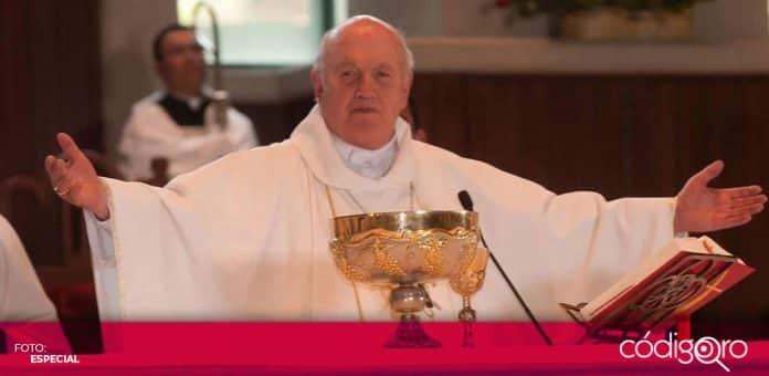 El obispo emérito de Ecatepec, Onésimo Cepeda, buscará ser diputado local en el Estado de México. Foto: Especial