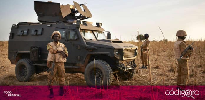 Dos periodistas españoles y uno irlandés fueron asesinados en Burkina Faso. Foto: Especial