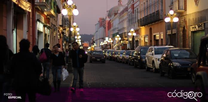 El Gobierno del Estado de Puebla reportó una disminución de los casos de COVID-19. Foto: Especial