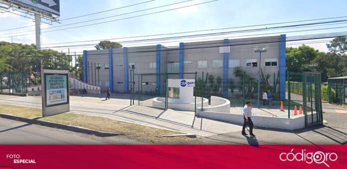Habitantes de la comunidad de Santiago Mexquititlán tomaron las oficinas centrales de la CEA. Foto: Especial