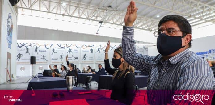 El Consejo Universitario de la UAQ aprobó el acuerdo para elegir directoras y directores de facultades y Escuela de Bachilleres. Foto: Especial