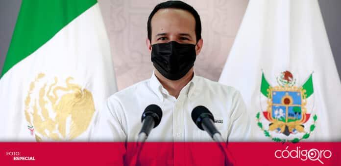 La Vocería Organizacional COVID-19 del Gobierno del Estado de Querétaro hizo un llamado a vacunarse. Foto: Especial