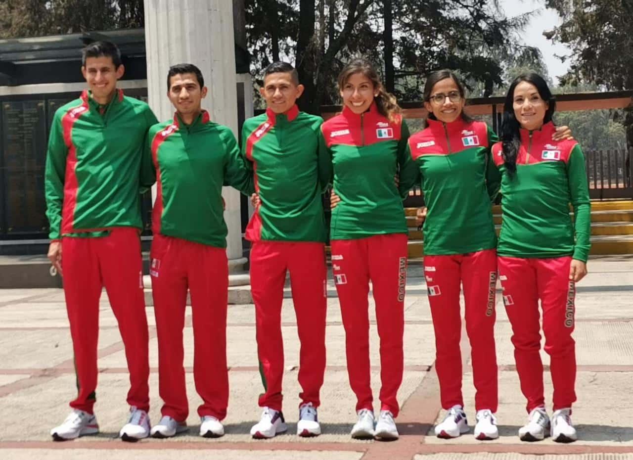 Daniela Torres formará parte del equipo mexicano de maratón en los Juegos Olímpicos de Tokio 2020. Foto: Especial