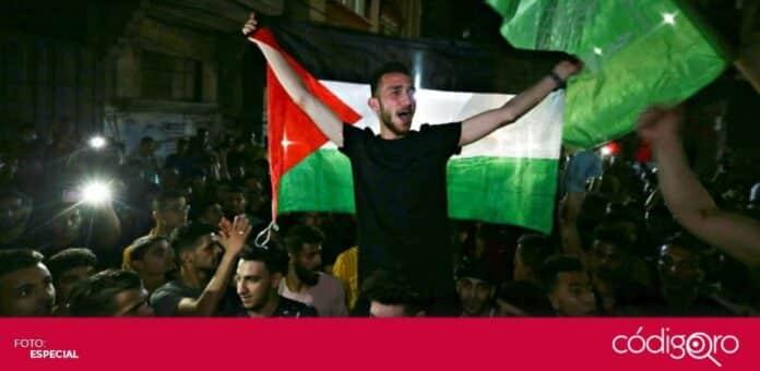 Israel y Hamas acordaron un alto el fuego tras 10 días en violentos enfrentamientos. Foto: Especial