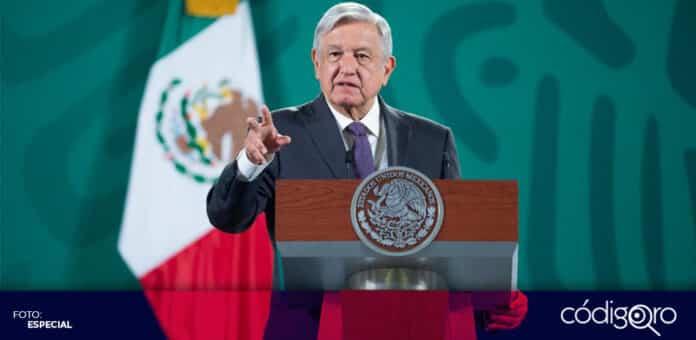 Según la más reciente encuesta de Consulta Mitofsky, López Obrador tiene una aprobación de 61%. Foto: Especial