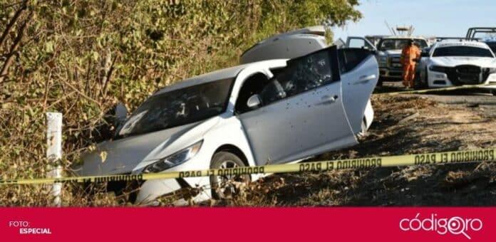 El director de la Policía Estatal Preventiva de Sinaloa fue asesinado en la carretera Los Mochis-Culiacán. Foto: Especial