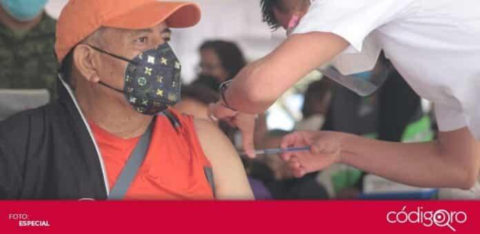 Adultos de 50 a 59 años serán vacunados contra COVID-19 en 7 alcaldías de la Ciudad de México. Foto: Especial