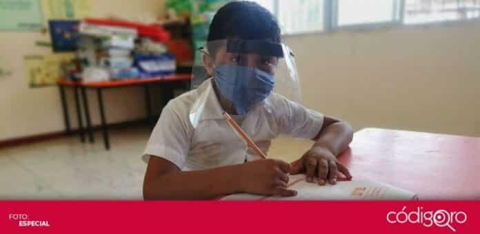 El estado de Campeche volvió a suspender las clases presenciales. Foto: Especial
