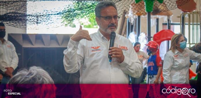 Abel Murrieta, candidato de Movimiento Ciudadano a la presidencia municipal de Cajeme, Sonora, fue asesinado. Foto: Especial