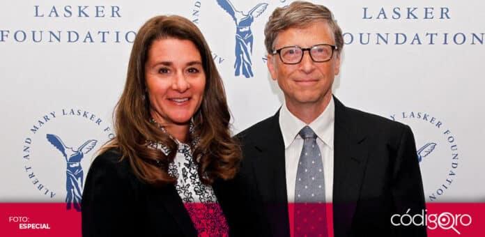 Bill y Melinda Gates anunciaron oficialmente su divorcio luego de 27 años de matrimonio. Foto: Especial
