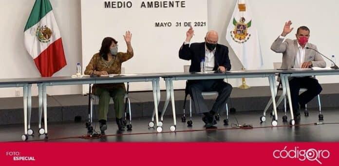 La Comisión de Medio Ambiente del Congreso Local exhortó a proteger Peña Colorada. Foto: Especial