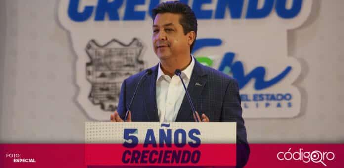 La Cámara de Diputados aprobó el desafuero contra el gobernador de Tamaulipas, Francisco Javier García Cabeza de Vaca. Foto: Especial