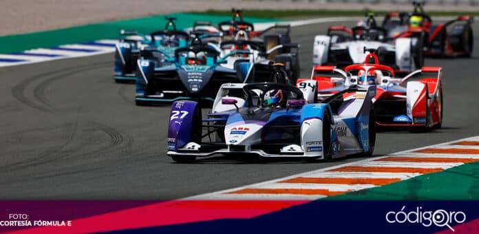 La Fórmula E tendrá un 30% de los aficionados en el Autódromo de la ciudad de Puebla. Foto: Cortesía Fórmula E