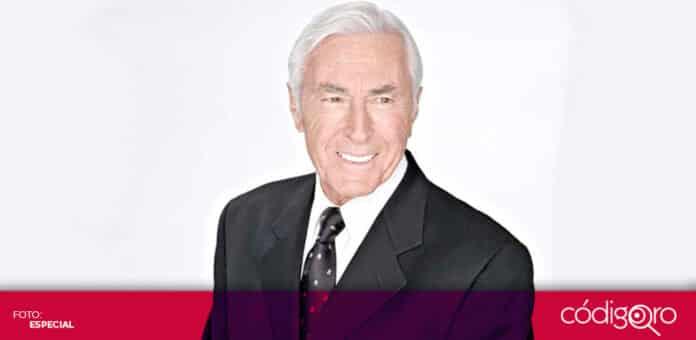 El primer actor mexicano de origen argentino Guillermo Murray murió a los 93 años. Foto: Especial