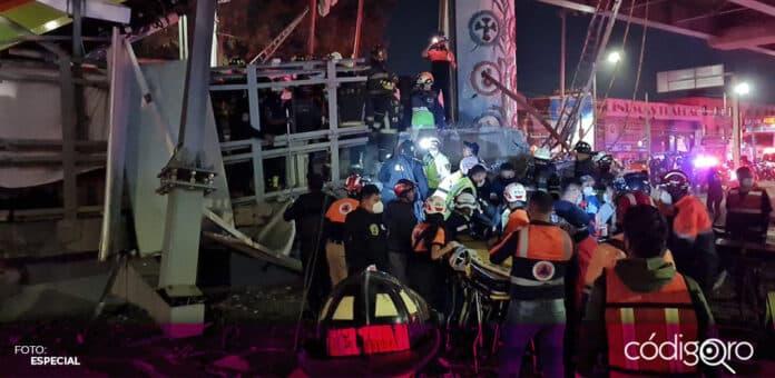 Marcelo Ebrard calificó lo ocurrido en la Línea 12 del Metro de la Ciudad de México como