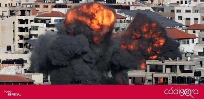 México convocó a una solución pacífica al conflicto entre Israel y Palestina. Foto: Especial