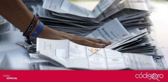 Los notarios serán fedatarios durante la jornada electoral del domingo 6 de junio. Foto: Especial