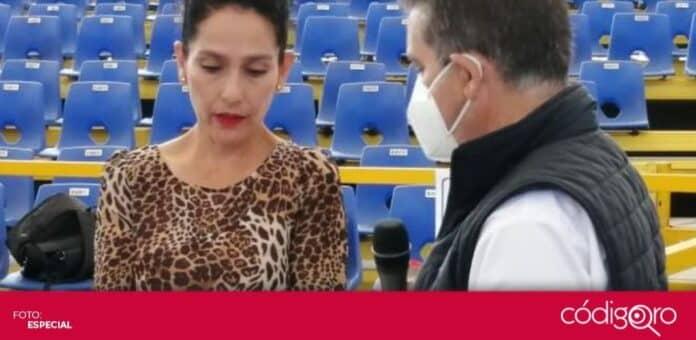 La candidata del PT a la gubernatura del estado de Querétaro, Penélope Ramírez Manríquez, se reunió con la Unión Ganadera Regional. Foto: Especial