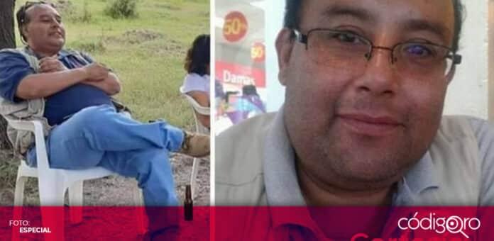 El periodista Francisco Ramírez Padilla fue reportado como desaparecido en el estado de Oaxaca. Foto: Especial