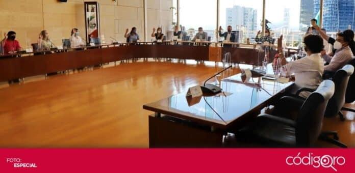 La administración municipal de Querétaro instalará una placa conmemorativa en honor a las víctimas de COVID-19. Foto: Especial