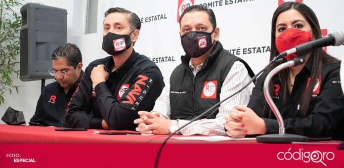 Varios expriistas se sumaron al proyecto político de RSP en el estado de Querétaro. Foto: Especial