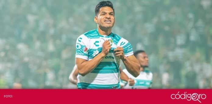 Santos Laguna goleó 3-0 al Puebla de
