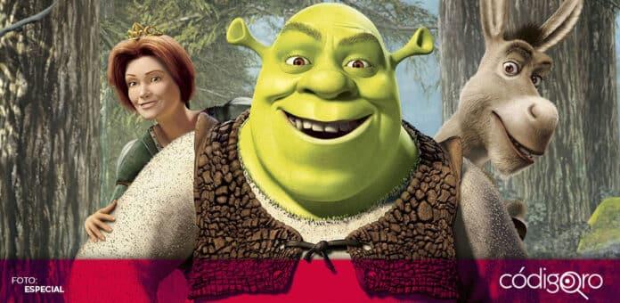 Shrek, el ogro más famoso del cine, cumple 20 años. Foto: Especial
