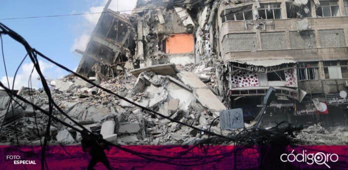 Israel continúa su ofensiva militar contra Hamas en la Franja de Gaza. Foto: Especial