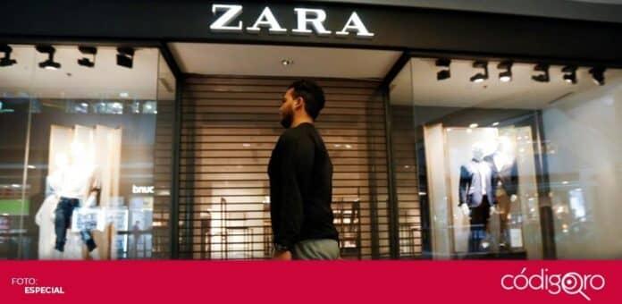 Cerrarán todas las tiendas de Zara, Pull & Bear y Bershka en Venezuela. Foto: Especial