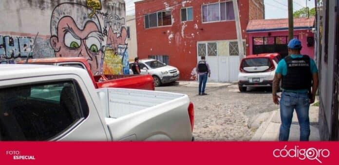 La Fiscalía General del Estado de Querétaro ha detenido a 11 personas relacionadas con la agresión con arma de fuego en el municipio de Cadereyta de Montes. Foto: Especial
