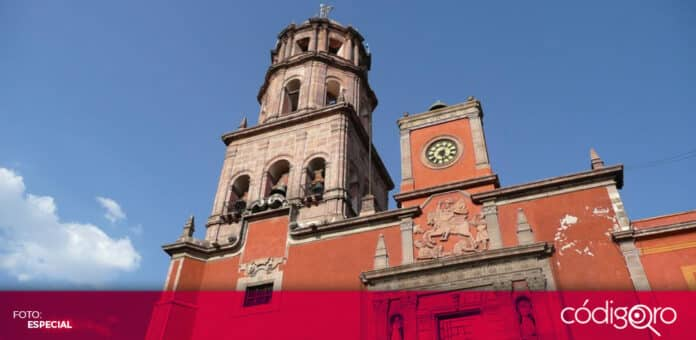 La ciudad de Santiago de Querétaro cumplirá 490 años de su fundación. Foto: Especial