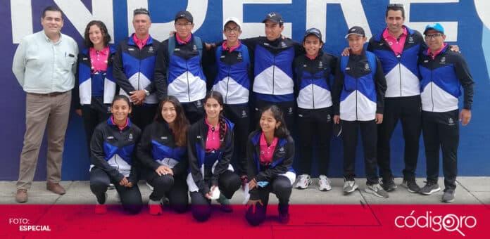 Atletas queretanos viajaron a Jalisco y Guerrero para participar en los Juegos Nacionales Conade 2021. Foto: Especial