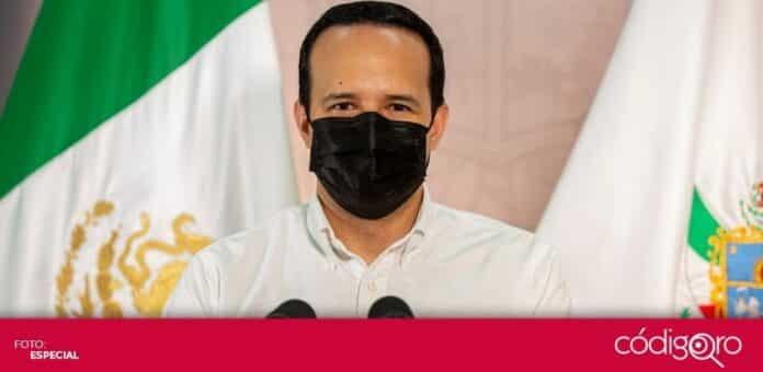El vocero organizacional COVID-19 del Gobierno del Estado de Querétaro, Rafael López González, pidió no caer en exceso de confianza. Foto: Especial