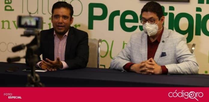 La Canaco Querétaro buscará aumentar la cantidad de agremiados que proveen artículos a la industria. Foto: Especial