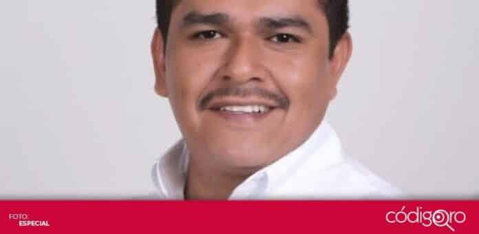 René Tovar Tovar, candidato de Movimiento Ciudadano a la presidencia municipal de Cazones de Herrera, Veracruz, fue asesinado. Foto: Especial