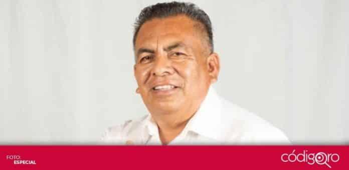 El candidato del PVEM a la presidencia municipal de Acajete, Puebla, fue encontrado en Querétaro. Foto: Especial