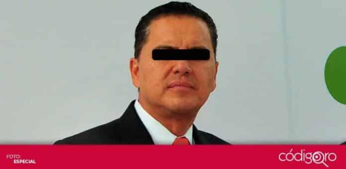 El exgobernador del estado de Nayarit, Roberto Sandoval Castañeda, fue detenido. Foto: Especial