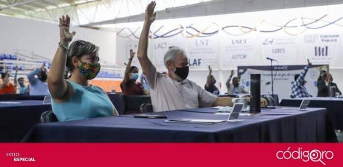 El Consejo Universitario de la UAQ designó a los directores de las 13 facultades y la Escuela de Bachilleres de la UAQ. Foto: Especial