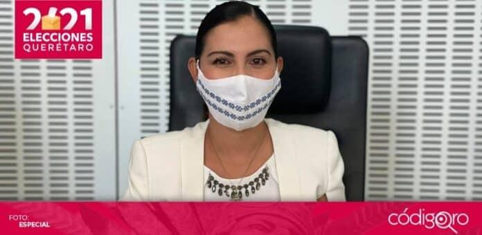 Con apenas 3.35% de los votos, Elsa Méndez perdió la contienda electoral por la reelección. Foto: Especial