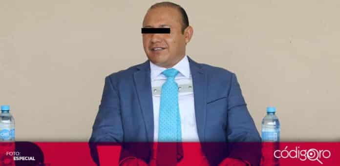 El expresidente municipal de Colón, José Alejandro Ochoa Valencia, seguirá su proceso penal en libertad. Foto: Especial