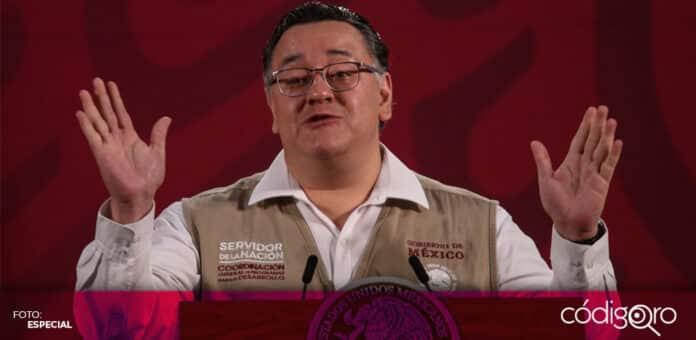 Gabriel García Hernández renunció a la Coordinación General de Programas Integrales de Desarrollo. Foto: Especial