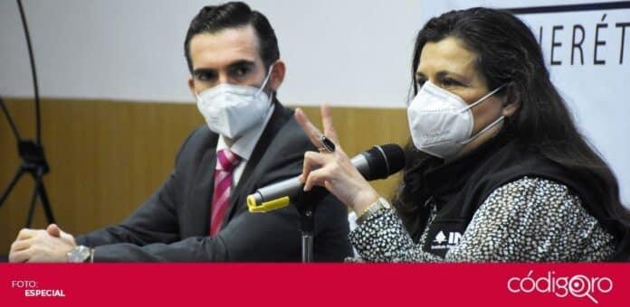 El presidente del IEEQ, Gerardo Romero Altamirano, informó que suman 172 denuncias en el proceso electoral. Foto: Especial